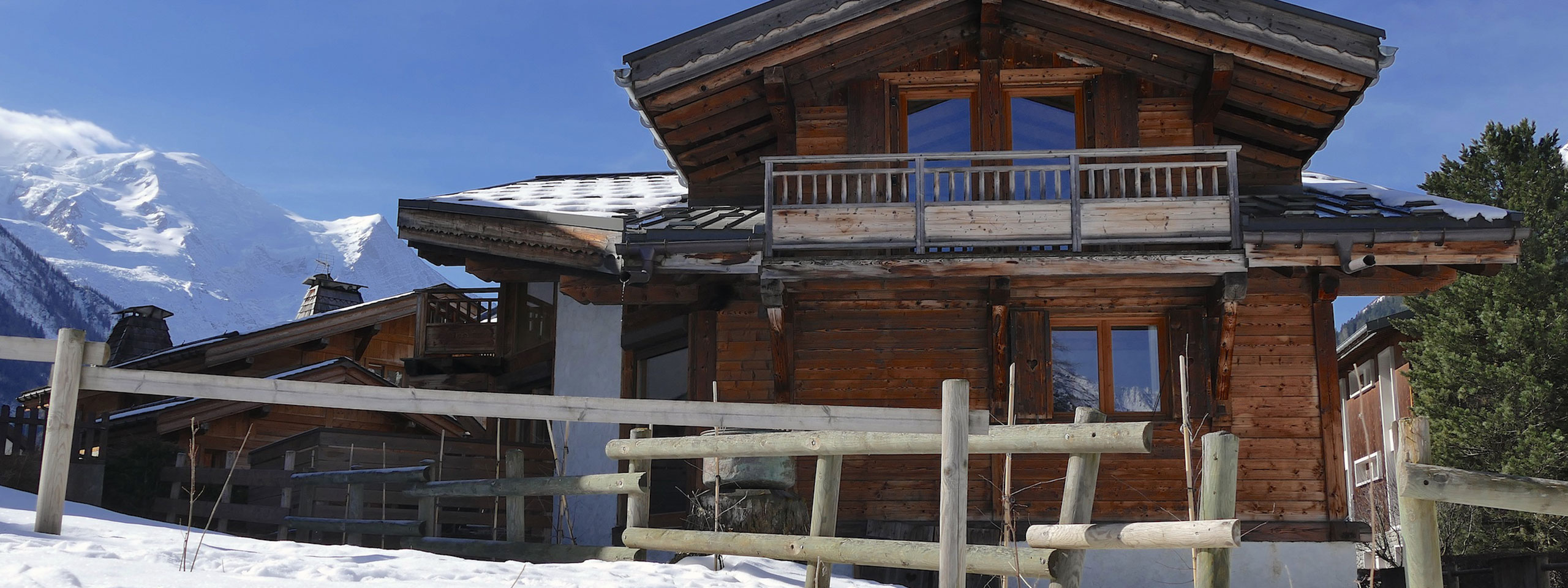 3cimesblanches Chamonix Location