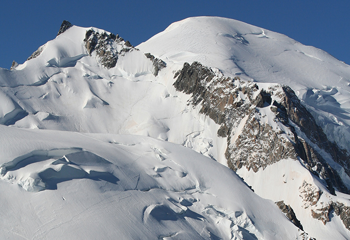 L'ascension du Mont-Blanc